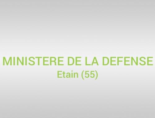 MINISTERE DE LA DEFENSE 55