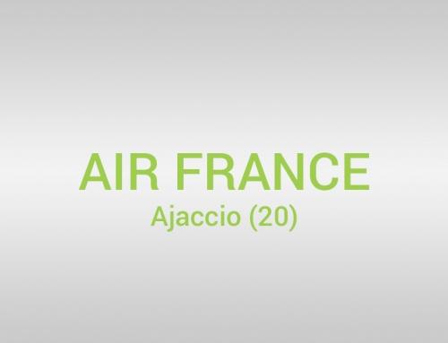 AIR FRANCE Corse